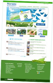 Norwex Movement Site